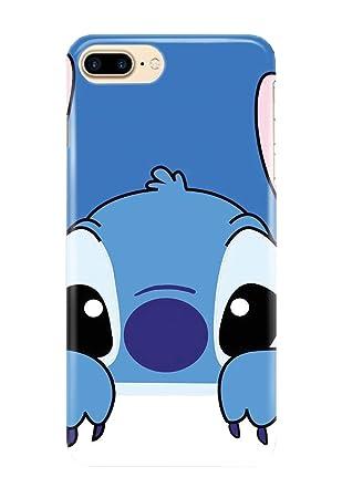 Funda para iPhone 7 [Plus] Lilo and Stitch Ohana Cute Sweet Disney 20 diseños