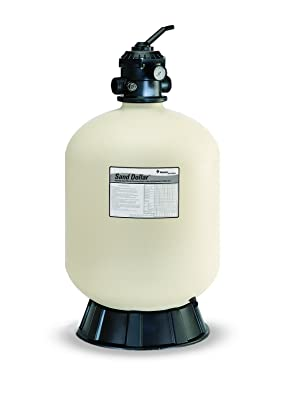 Pentair 145322 60-GPM Flow Sand Pool Filter