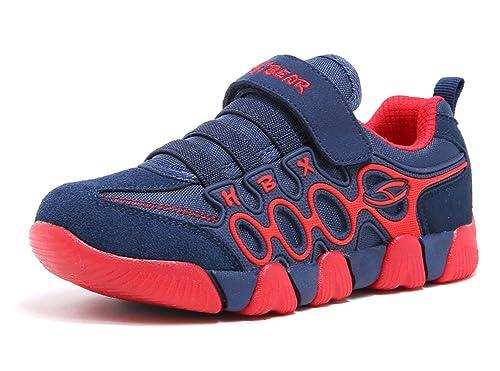 75817932bec38 Garçon Chaussure de Course Fille Entrainement Chaussures de Running  Chaussures de Trail Mixte Enfant Eté Léger