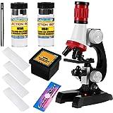 Microscópio de brinquedo educativo, crianças, crianças, brinquedos educativos, casa, escola, ciências, ensino, microscópio, m