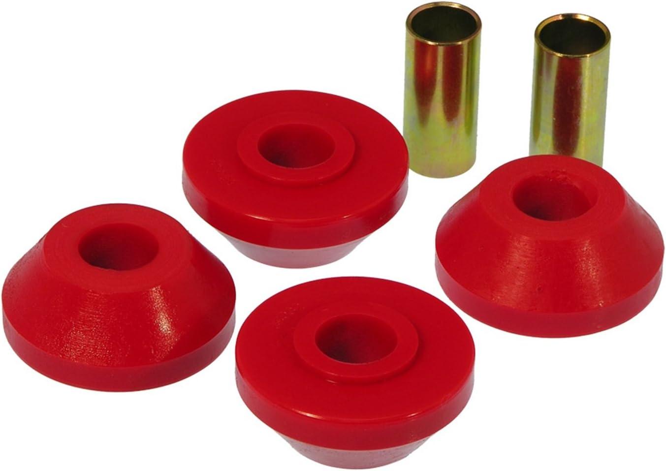 Prothane 8-1202 Red Front Strut Rod Bushing Kit