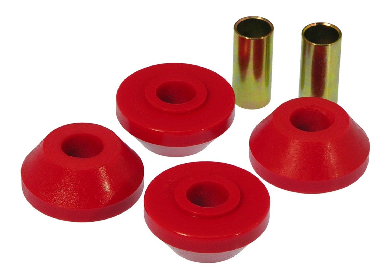 Prothane 7-1211 Red Front Strut Rod Bushing Kit