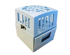 RV Fridge Fan Increase Mini Fridge Cooling Time and Circulation (Battery Powered)
