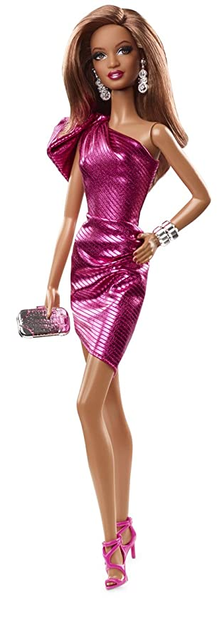 3 opinioni per Barbie Collector # CJF52 Look City Shine