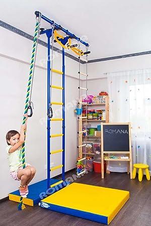 Carousel r children s indoor home gym swedish wall playground