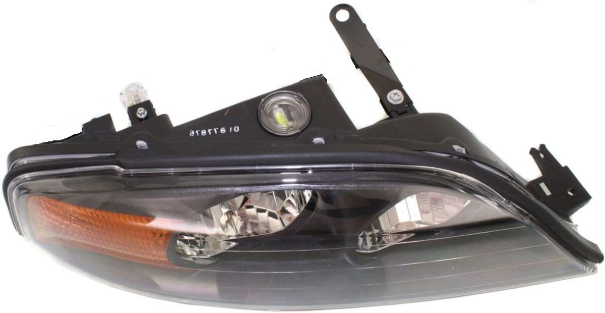 Georgie Boy Cruise Air 2002-2006 RV Motorhome Right Replacement Front Headlight with Bulbs Passenger