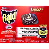 Raid Double Control Small Roach Baits, 12 Count