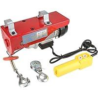 Polipasto eléctrico, 100/200kg eléctrica Cabestrante hebezug cuerda Motor