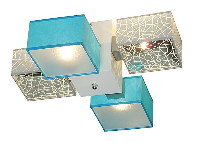 Lámpara de techo - WeRo Diseño barsa de 002d - Lámpara de ...