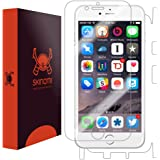 "Skinomi ' TechSkin - Apple iPhone 6 Screen Protector 4.7"" + Full Body Skin Protector / Front & Back Premium HD Clear Film / Ultra Invisible and Anti-Bubble Crystal Shield"
