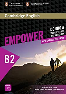Cambridge English Empower Upper Intermediate Students Book with Online Assessment and Practice: Amazon.es: Doff, Adrian, Thaine, Craig, Puchta, Herbert, Stranks, Jeff, Lewis-Jones, Peter: Libros en idiomas extranjeros