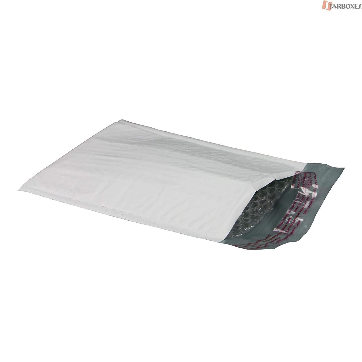 Poly Bubble Mailer 7.25X12 #1 Pack of 100
