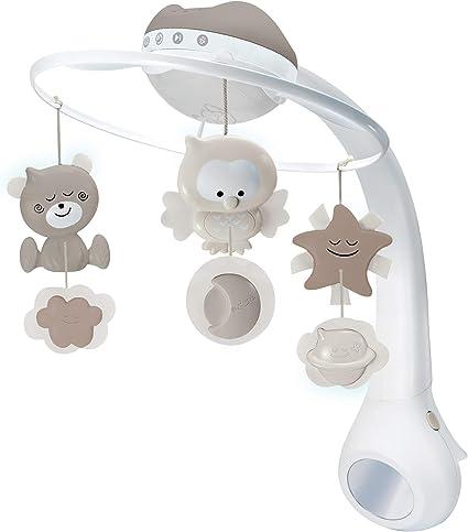 Infantino 004915-01 - 3 en 1 Proyector Musical Mobile: Amazon.es: Bebé