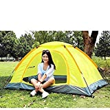 Krevia Velkro Picnic Camping Portable Waterproof Tent For 6 Person