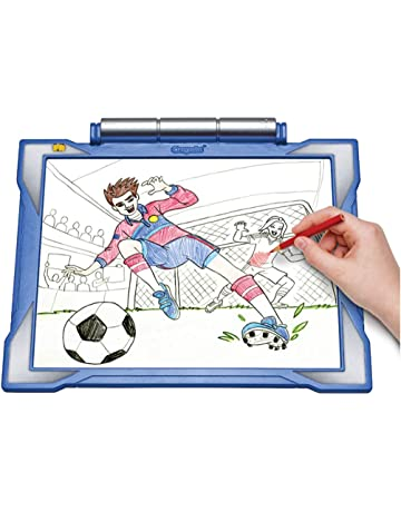 Amazon Com Drawing Sketching Tablets Toys Games