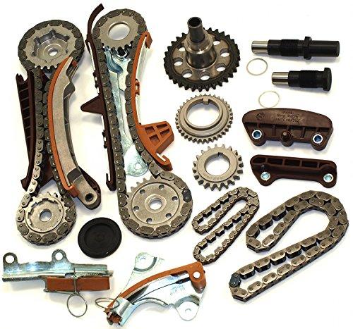02 explorer timing chain kit - 9