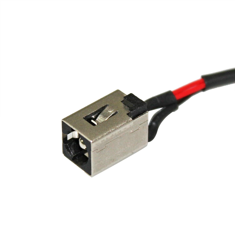 DC Power Jack en arn/és de cable para Toshiba Satellite S50-B s50d-b S50t-B serie