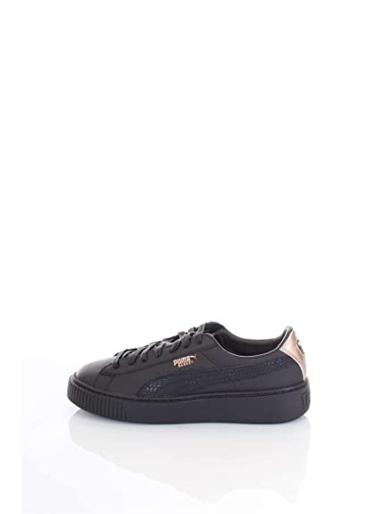 reputable site 3a4e0 d3866 Puma Basket Platform Euphoria RG 36681401, Trainers: Amazon ...