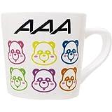えーパンダ[マグカップ]陶器製MUGAAA【フェイス 】