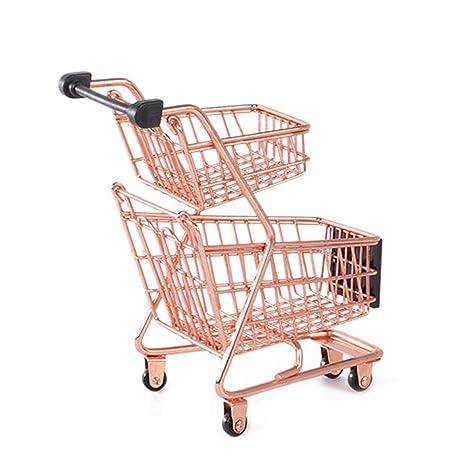 Amazon.com: Yuiop Mini Carrito de la compra para niños, de ...