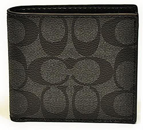 Coach Men's PVC Wallet