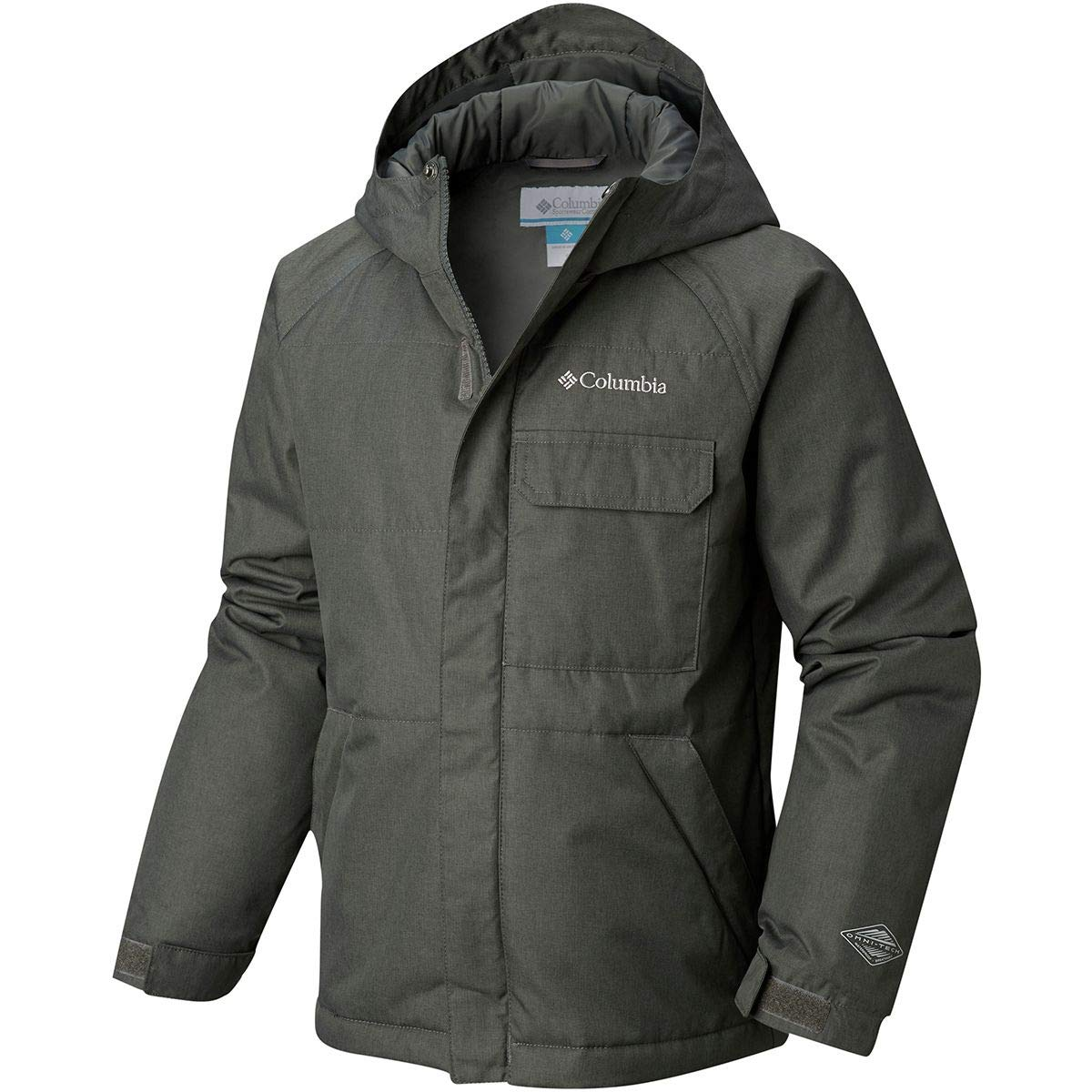 Columbia Boys' Big Casual Slopes Jacket