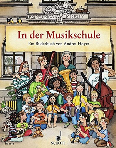 In der Musikschule - In der Oper - Im Konzert: 3 Bilderbücher