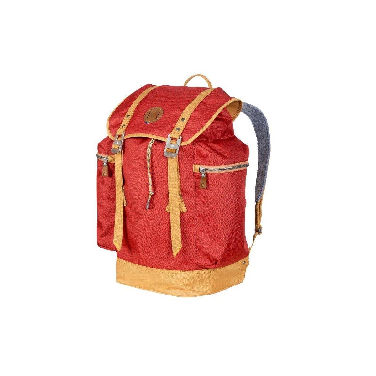 ラフマロリジナル2pバックパック - 鮮やかな赤、サイズU   B0763NLG3C