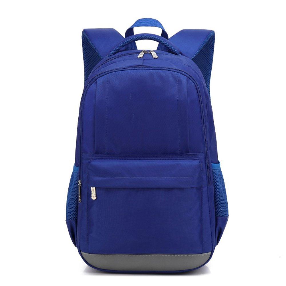 Schultasche HuAma Schulkinder Schulklasse 1-6 Leichte Gewichtsabnahme-Studentenbeutel-Mädchenrucksack