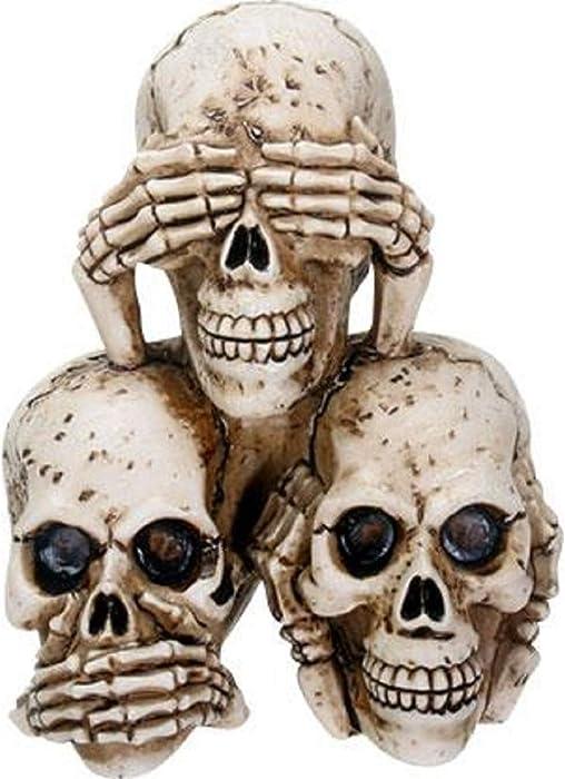 Top 10 Evil Skull Decor