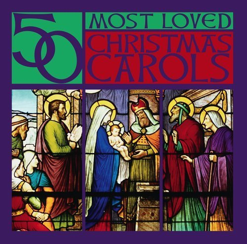 50 Most Loved Christmas Carols by 50 Most Loved Christmas Carols Box set edition (2005) Audio CD (Most Popular Christmas Carols)