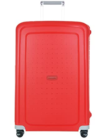 09974c04e Amazon.com | Samsonite - S'Cure - Spinner(4 Wheels) 75cm/28inch - Love red  | Suitcases