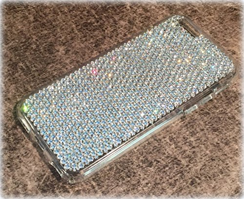 iphone 6 / 6s, 6 Plus / 6s Plus, 7, 7 Plus - cell phone hard case made with Swarovski crystals by RVMdesigns