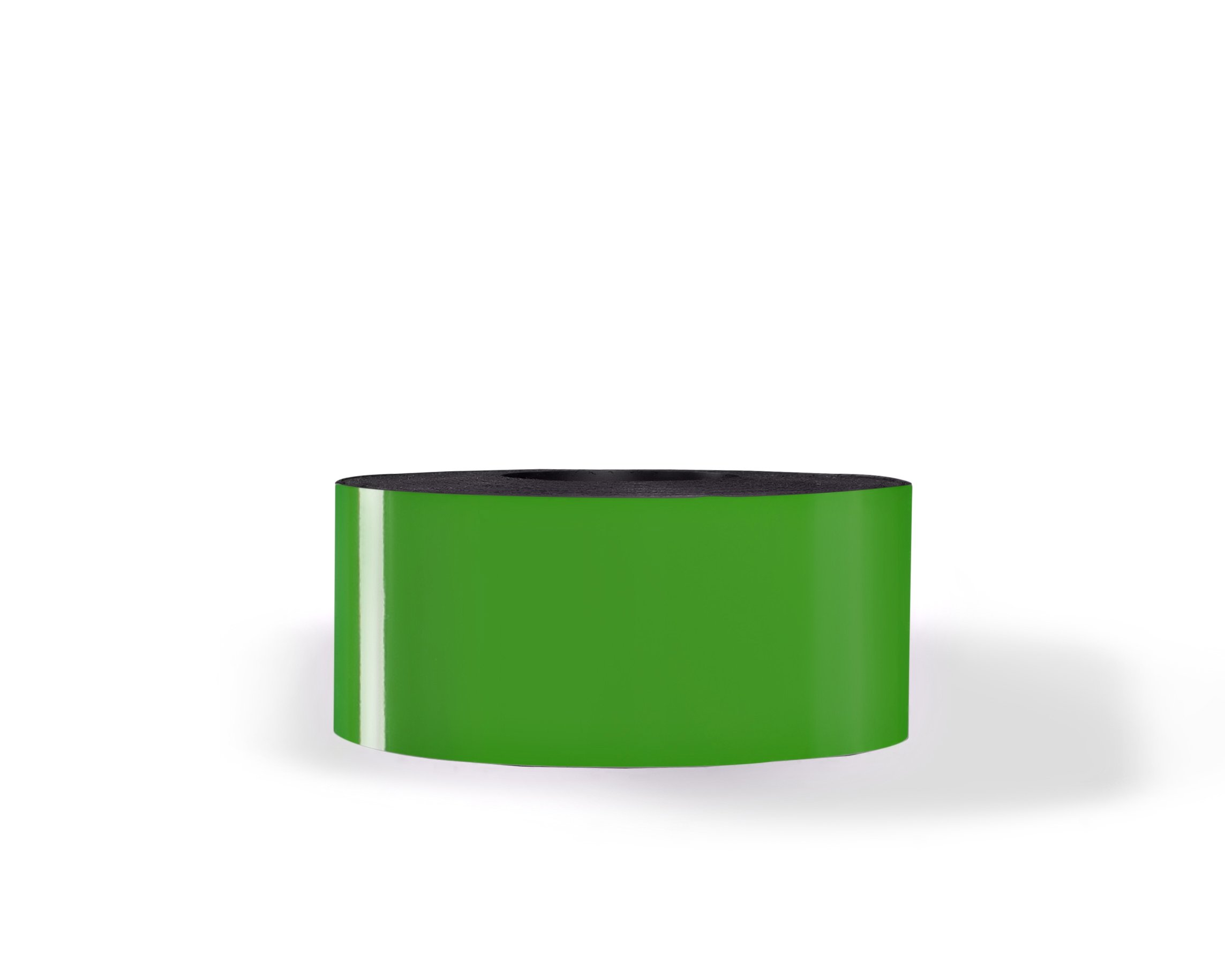 30 Mil Dry Erase Magnetic Strip Roll - Kelly Green - 3'' X 100'