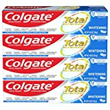 Colgate Total Whitening Toothpaste with Stannous