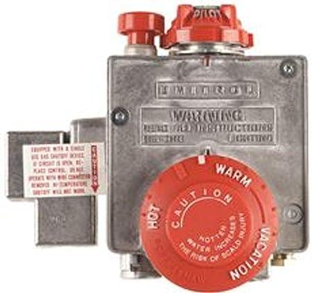 Termostato para calentador de agua a gas