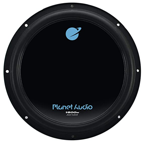 amazon com planet audio 1800w subwoofer boss 1500w amplifier