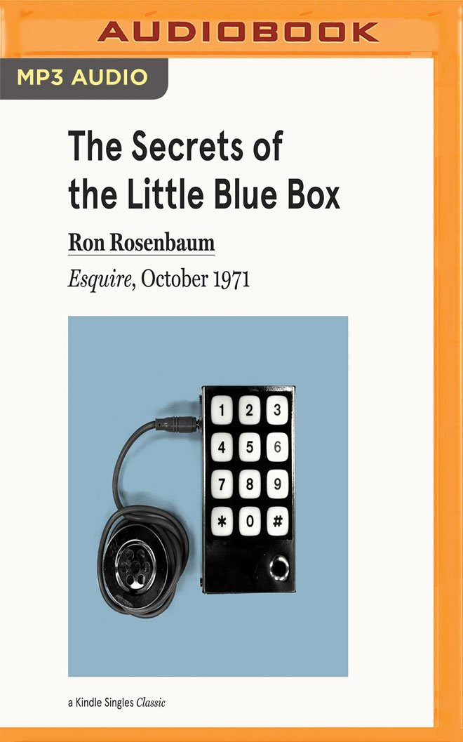 SECRETS OF THE LITTLE BLUE B M: Esquire, October 1971: Amazon ...