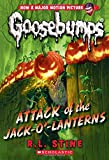 Attack of the Jack-O'-Lanterns (Classic Goosebumps #36)