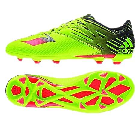 d70b475ea Adidas Messi 15.3 FG/AG Uomini (Semi Solar Slime/Solare Rosso/Nero ...
