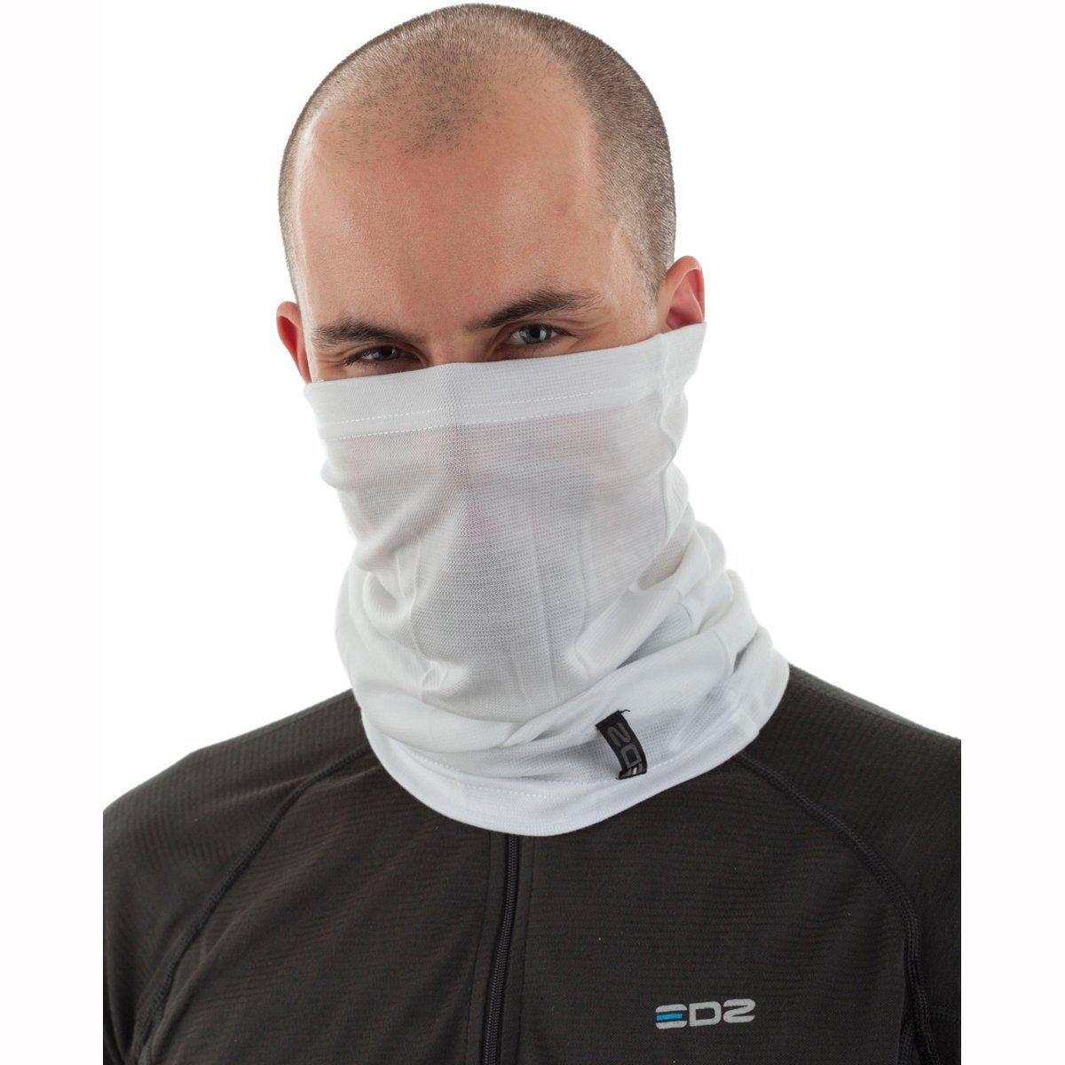 Edz All Climate Neck Warmer White