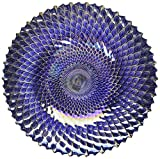 Decorative Dishes, Medium Glass Home Decorative Plate Display For Table