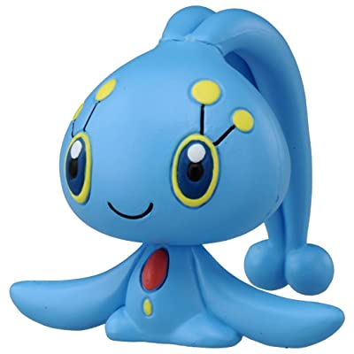 Takaratomy MC-043 Official Pokemon X and Y Manaphy Figure: Toys & Games