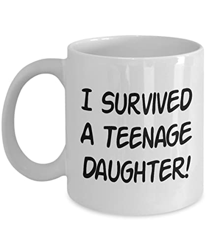 Amazon I Survived A Teenage Daughter
