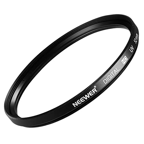 Review Neewer 52MM UV Lens