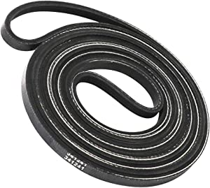 Appliancemate 341241 Dryer Drum Belt for Whirlpool and Kenmore Dryer