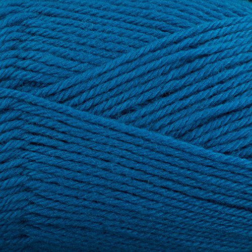 Plymouth Galway 100% Wool (Plymouth (1-Pack) Galway Worsted Yarn Teal 0116-1P)