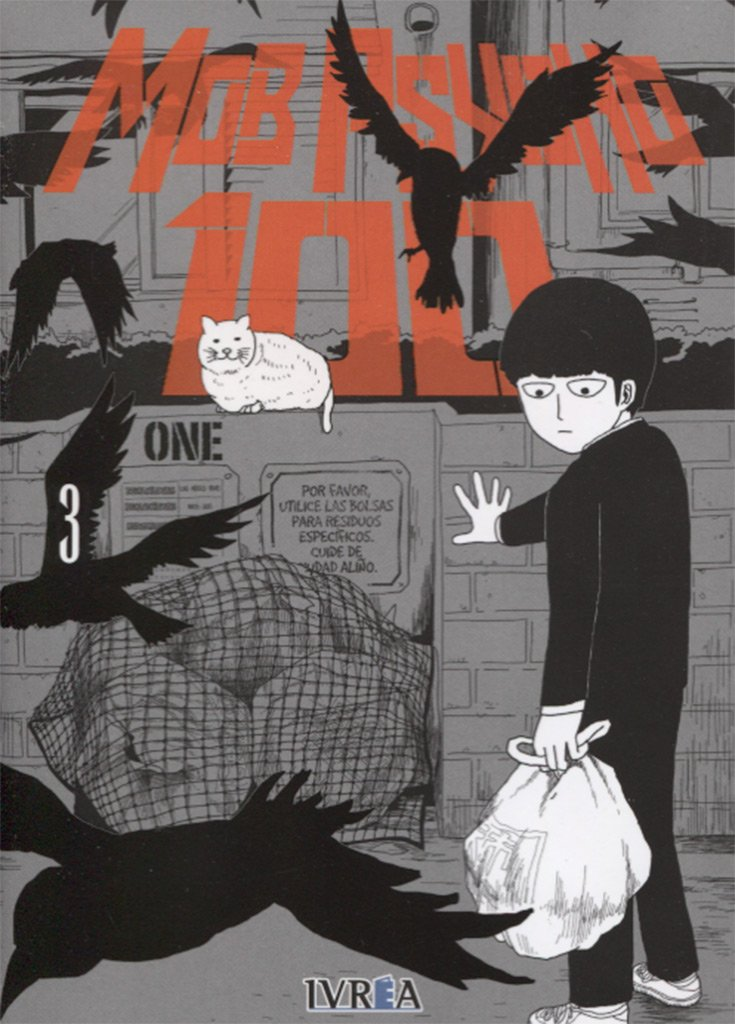 Mob Psycho 100: One: 9788416905577: Amazon.com: Books