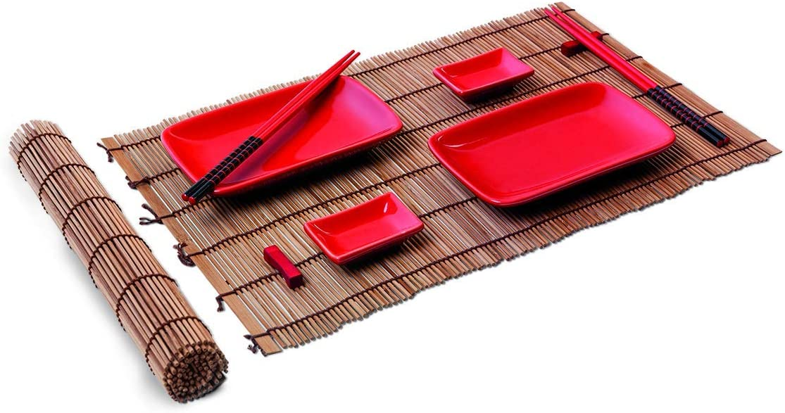 Conjunto para comida Oriental Nankin 10 peças