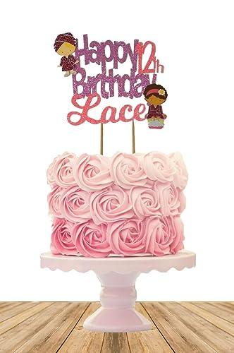 Incredible Amazon Com Spa Cake Topper Spa Cake Topper Set Spa Party Spa Funny Birthday Cards Online Necthendildamsfinfo